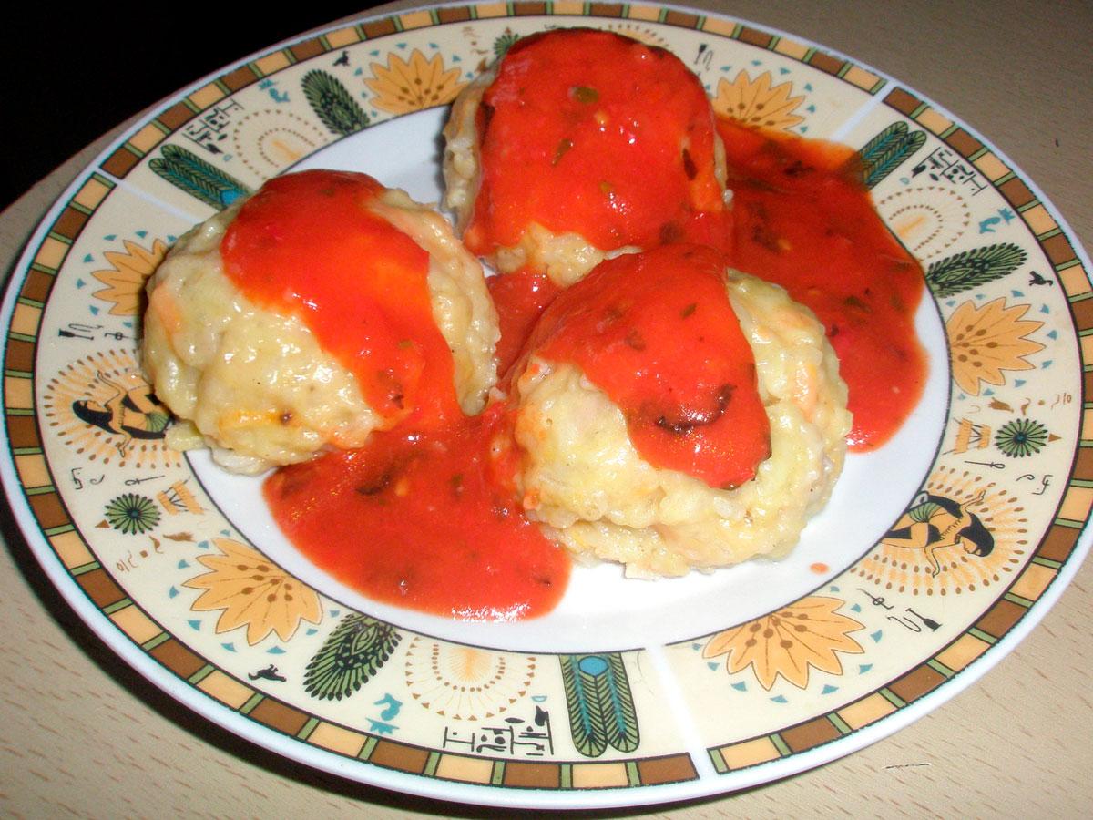 Тефтели в томатном соусе в мультиварке