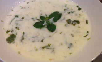 Армянский суп спас