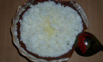Вкусная молочная рисовая каша