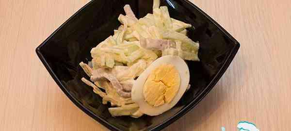 Рецепт салат Ташкент
