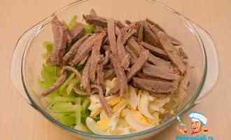 Переложить салат